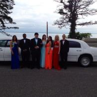 Reserve your prom limo now! During wedding and prom season, limousine services may be extremely busy, so it's best to book right away to ensure availability.