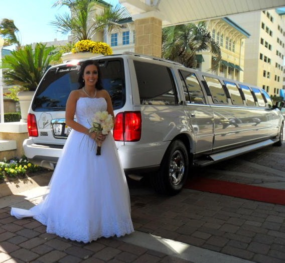 [Image: Let Ashworth Limousine Service provide your wedding transportation. We offer the best experience available for limousine and chauffeured transportation services in the Newport News, VA area. ]